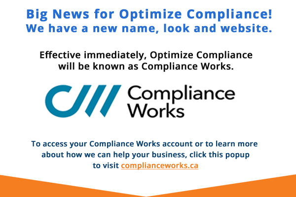 Popup Compliance Works